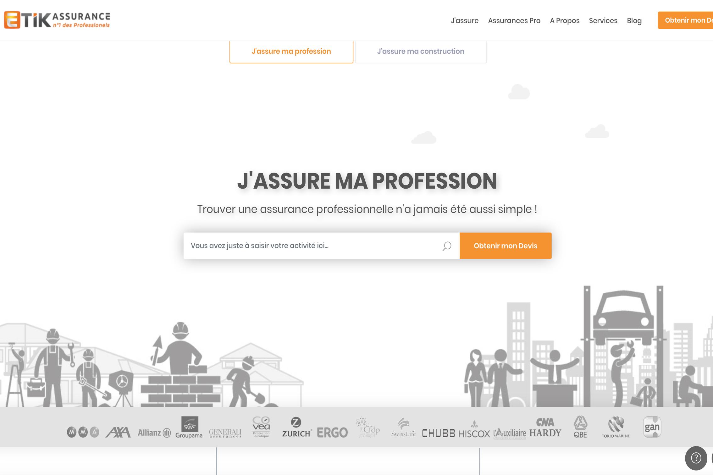 Nouveau site Etik !