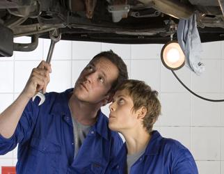 Quels sont les risques des professionnels de l'automobile ?